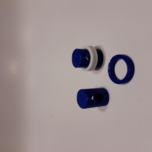 Télécharger fichier imprimante 3D gratuit Calibrage circulaire et bâton d'ajustement, D3Dorsett