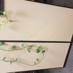 20181116_075317.jpg Télécharger fichier STL gratuit Cintre cubique pour plantes • Modèle pour impression 3D, D3Dorsett