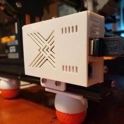 Impresiones 3D gratis Frambuesa Pi Modelo A Estuche para Marco Ender 3 o 2020, D3Dorsett