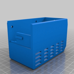 Download free STL file PSU Prusa MK2 • 3D printing object, InvertLogic