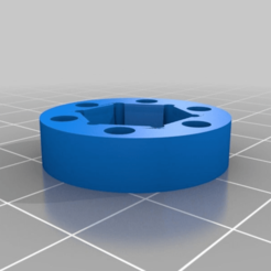 Download free STL file Z Nut Holder (MK2 Style) • 3D printing design, InvertLogic