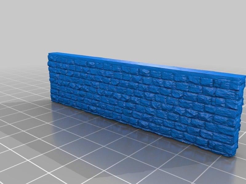 37f1a369c0a64de1cfdb08b5f0cc7ded.png Télécharger fichier STL gratuit Portail du tunnel à l'échelle N pour le modélisme ferroviaire • Modèle imprimable en 3D, InvertLogic