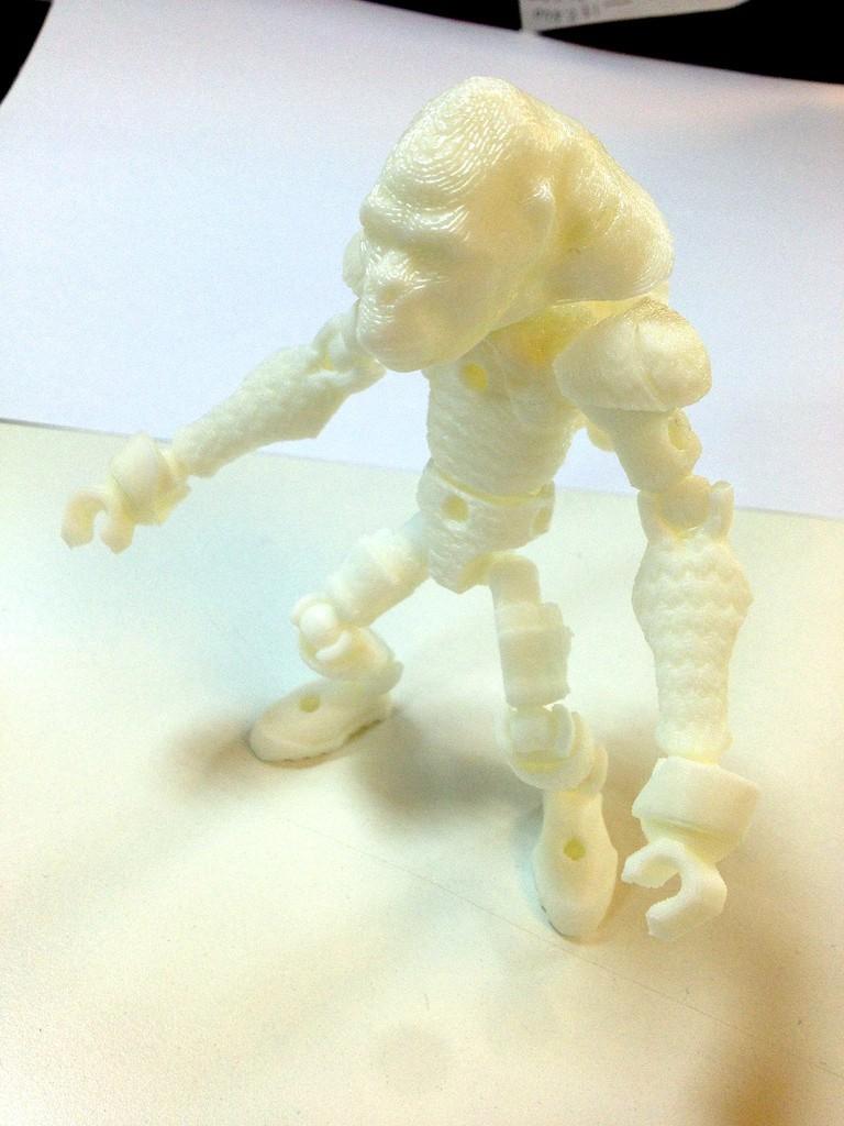 IMG_0281_display_large.jpg Télécharger fichier STL gratuit Gorille Ares • Plan pour imprimante 3D, Pwenyrr
