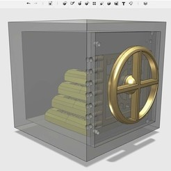 Download free 3D printing templates vault, Pwenyrr