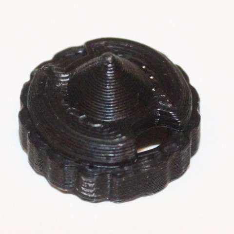 Free 3D printer designs Beyblade Performance Tip, Pwenyrr