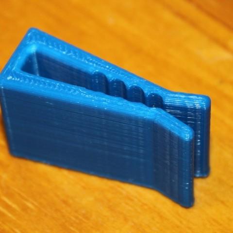 Free 3D model Laundry Bin Clip, Pwenyrr