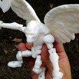Télécharger fichier imprimante 3D gratuit Gorille Ares, Pwenyrr
