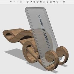 Fichier 3D gratuit support universel, Pwenyrr