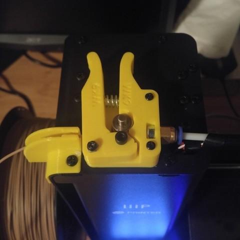 Descargar archivo 3D gratis Extrusora mejorada MPSM V2 (WK9), wileykyoto