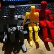 Download free 3D printer model figure no support, nirvmet