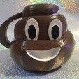 Download free 3D printing designs POOP CUP - POOP CUP, christ142237
