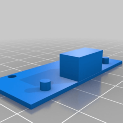 49b20639fa691345f715fb62eded8ed1.png Télécharger fichier STL gratuit EZT3D-T1 Gabarit de perçage de la poulie • Modèle pour imprimante 3D, Interceptor