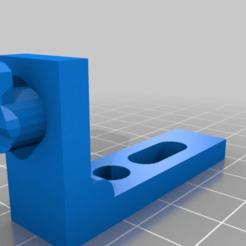 Télécharger fichier impression 3D gratuit Connecteur du panneau arrière, Interceptor