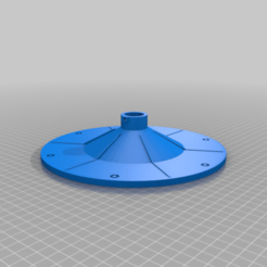 RoboMow-Cutting_disk.png Download free STL file Robomow RC Cutting Disc • 3D printing design, Interceptor