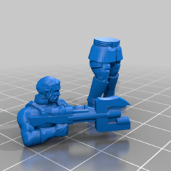 ISBAgentNoHelm.png Download free STL file Security Agent • 3D printable model, BigMillerBro