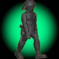 NavyCrewSample.jpg Download free STL file Navy Trooper • 3D printable template, BigMillerBro