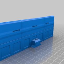 Descargar archivos 3D gratis Set de pared SciFi, BigMillerBro