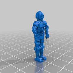 Descargar archivos 3D gratis IPA Bot, BigMillerBro