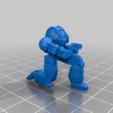 Descargar archivos 3D gratis Ogro MKII - Versión de actualización (4 poses), BigMillerBro