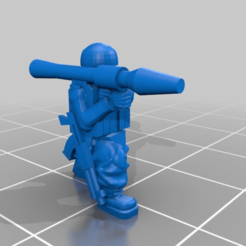 6987e533bdaf5c340d98a2d414082b89.png Download free STL file Late Cold War USSR Mechanized Infantry 1/100 • Object to 3D print, BigMillerBro