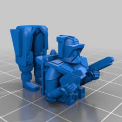 Descargar archivo 3D gratis Comandos OMG, BigMillerBro
