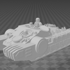 Descargar modelos 3D gratis TX-225 GAVw Occupier Remix, BigMillerBro