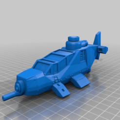 Download free 3D printer files Grav-Chopper, BigMillerBro