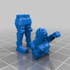 Imprimir en 3D gratis Tropas del ejército, BigMillerBro