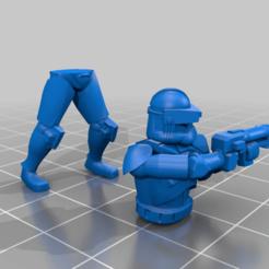 Descargar modelo 3D gratis Soldados OMG adicionales Nivel 2, BigMillerBro