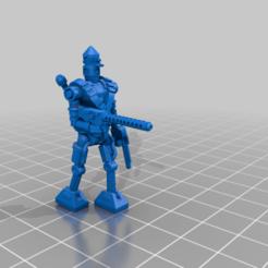 Impresiones 3D gratis Ziggy Bot, BigMillerBro