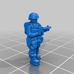 99a16014032de9aa6b20ab5d6b6808f6.png Télécharger fichier STL gratuit Les Canadiens à la fin de la guerre froide 1/100 • Modèle pour imprimante 3D, BigMillerBro