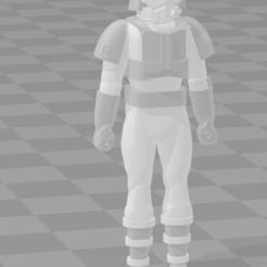 Descargar diseños 3D gratis Conductor de combate, BigMillerBro