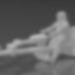 Imprimir en 3D gratis Policía Speeder, BigMillerBro