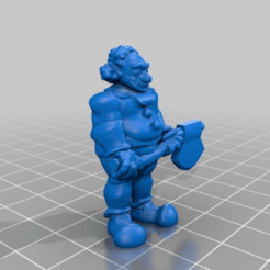 c36c9e8edd5ebb69fff58dfc5d9577b4.png Download free STL file Crazy Clowns • 3D printable model, BigMillerBro