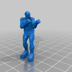 e9fa37cfb535ae510272bba9f981dd8e.png Download free STL file Bare Knuckle Boxer • 3D printer template, BigMillerBro