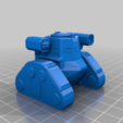 Download free 3D printer model Brigand Personal Assault Vehicle / Pilots, BigMillerBro