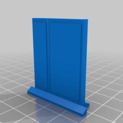 Door.png Download free STL file SciFi Out Post • 3D print model, BigMillerBro