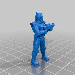 Descargar Modelos 3D para imprimir gratis Super Trooper, BigMillerBro