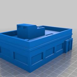 134dc37e10281cdc5aac9da3ff0279f9.png Télécharger fichier STL gratuit Échelle 1/100 (15 mm) faible détail Bâtiments • Modèle à imprimer en 3D, BigMillerBro