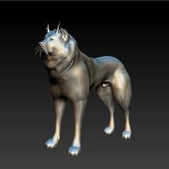 Download 3D printer designs imperial dog, alejandroguel87