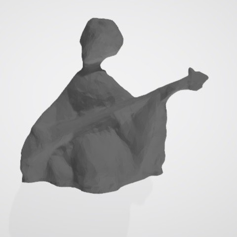 Download 3D printer designs geisha, alejandroguel87