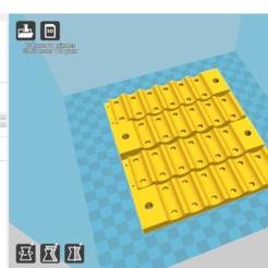 20201031_125706.png Télécharger fichier STL 18650 PLACE DE MEILLEUR DÉTENTEUR • Plan pour impression 3D, Strangebait