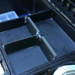 Download free 3D printing designs meiho tekle box - Partition, Strangebait