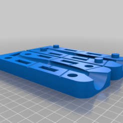 Download free 3D printing templates fishing lure mold-sawamura, Strangebait