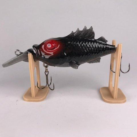Modelos 3D para imprimir gratis Señuelo de pesca - Señuelo Ugyl V3, Strangebait