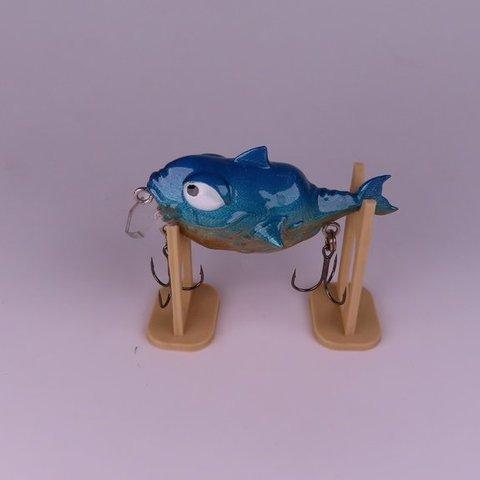 Descargar modelo 3D gratis señuelo de pesca - crank bait, Strangebait