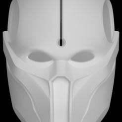 Download 3D printing designs MK11 Noob Saibot Shadow Clone Mask, vaulin0007