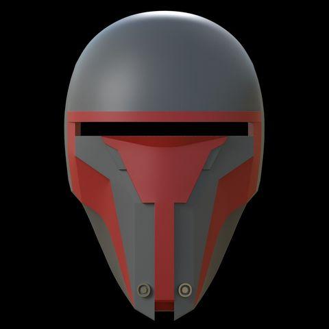 Download 3D printer files Darth Revan mask for 3D Print, vaulin0007