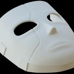 3D printing model Sally Face mask for 3D Print, vaulin0007