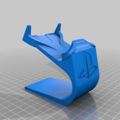 f7d800e5609cd55af73545e2474c586e.png Download STL file Playstation Pad Stand • 3D printable model, CB3DMAKER